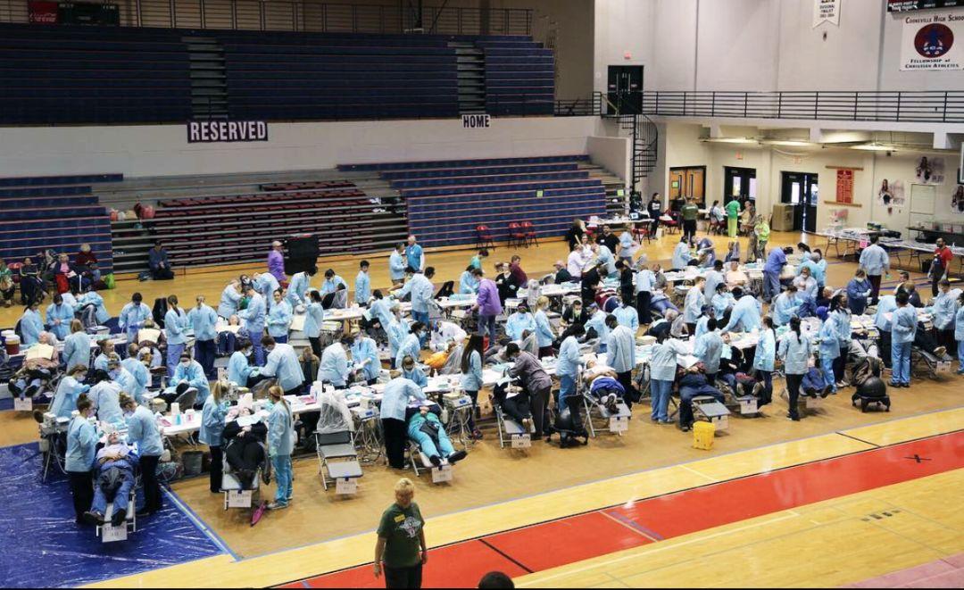 Bradenton's Remote Area Medical Free Clinic Seeks Volunteers