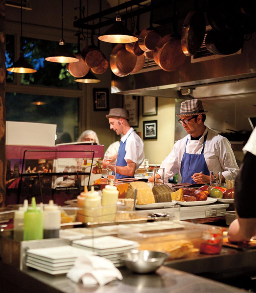 Seattle Best Restaurants 2011