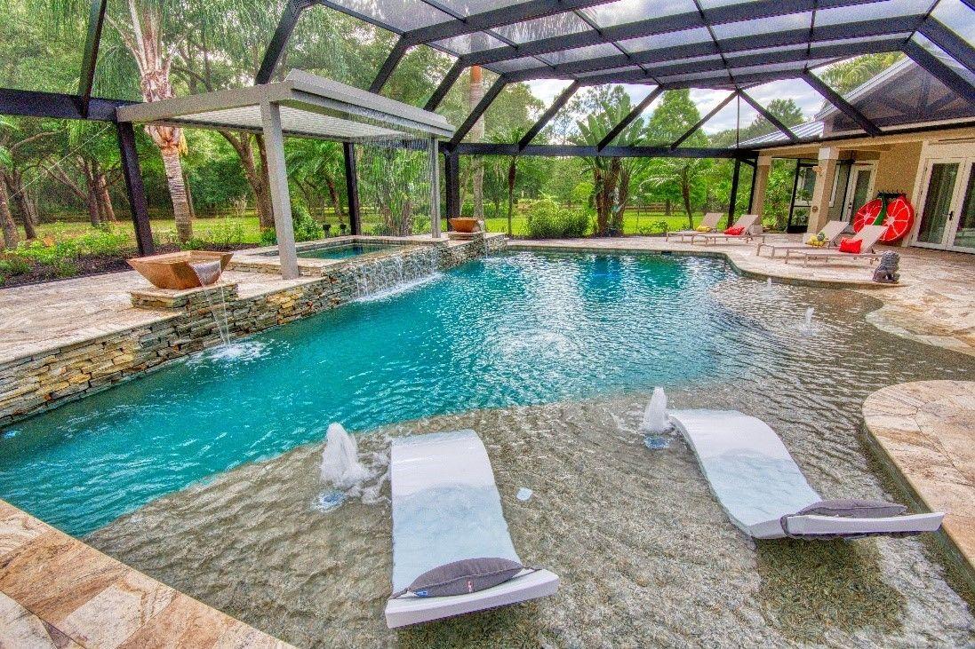 Three Local Swimming Pool Builders Win 2020 State Design Awards Sarasota Magazine
