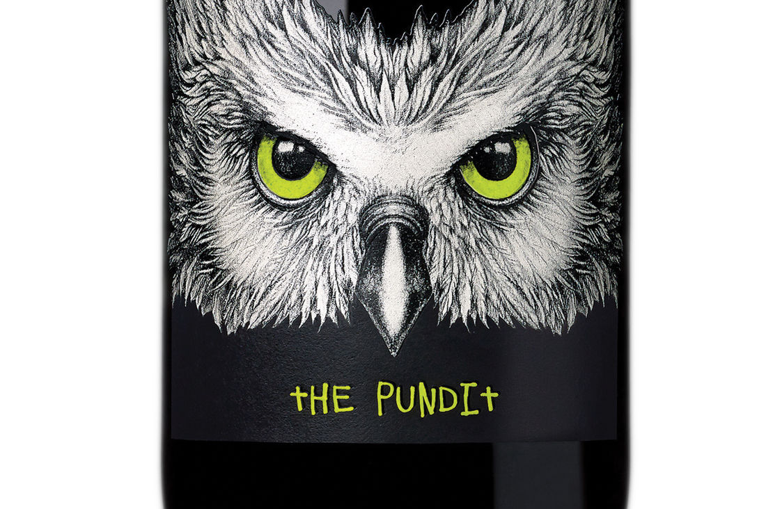 Tenet the pundit syrah 2014 courtesy  cut mwcknw