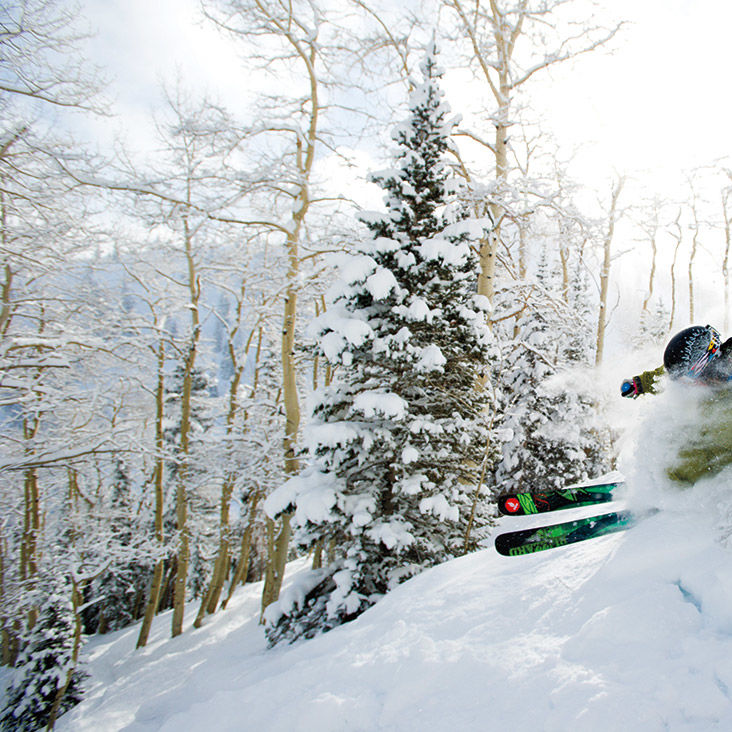 1114 aspen mountain skier saxsoe