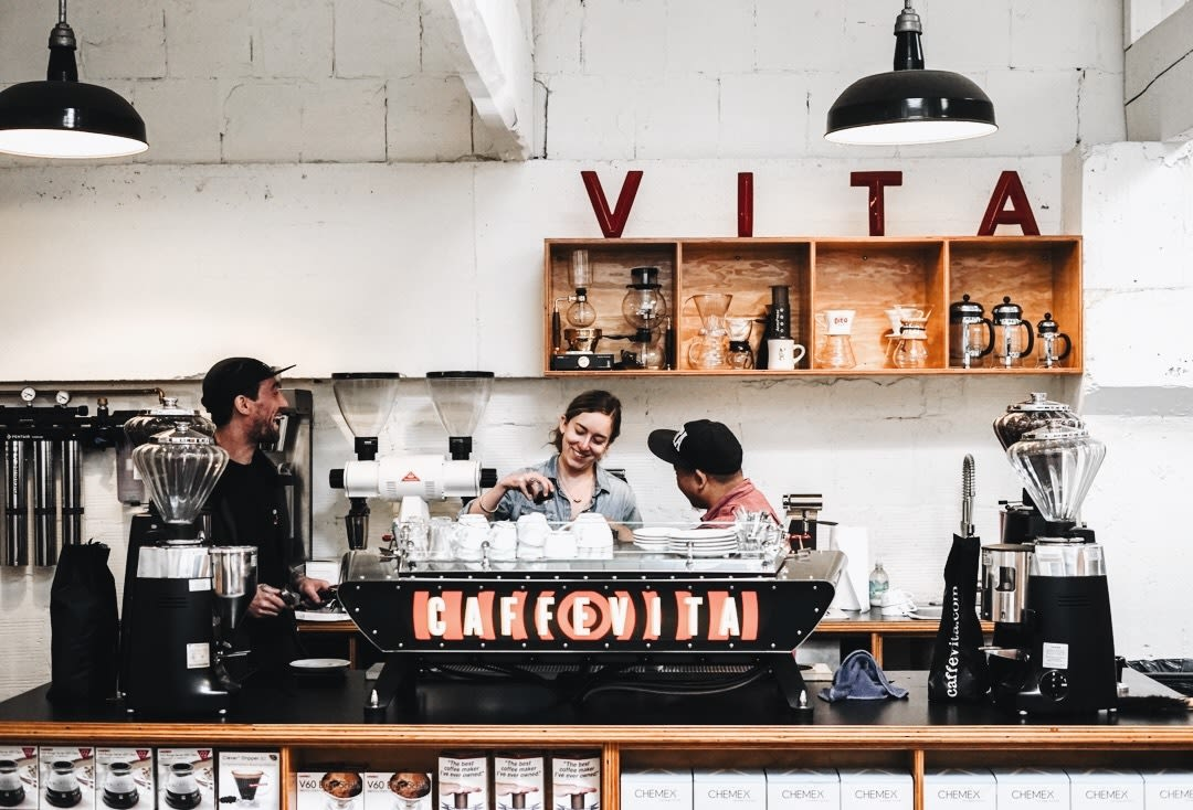 Caffe Vita Has a New Owner | Seattle Met
