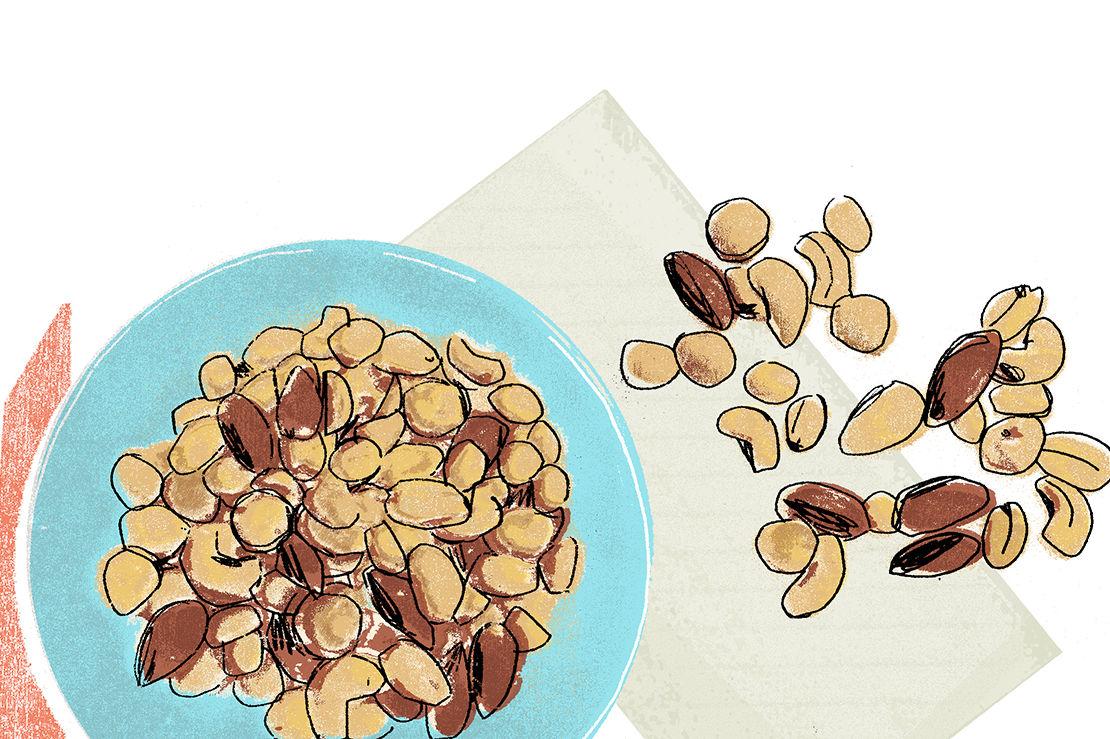 Bar nuts odqnig
