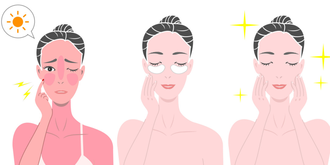 Happiness! tips for facial care