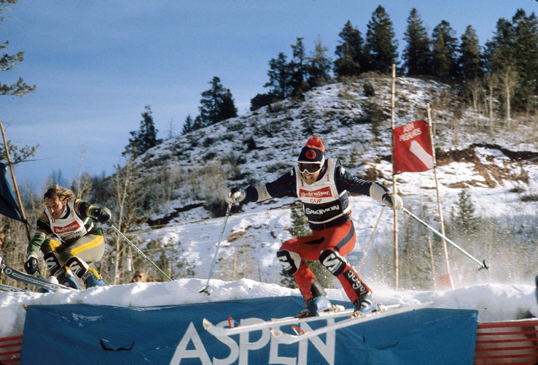 0215 breaking trail ski race e4lzhg