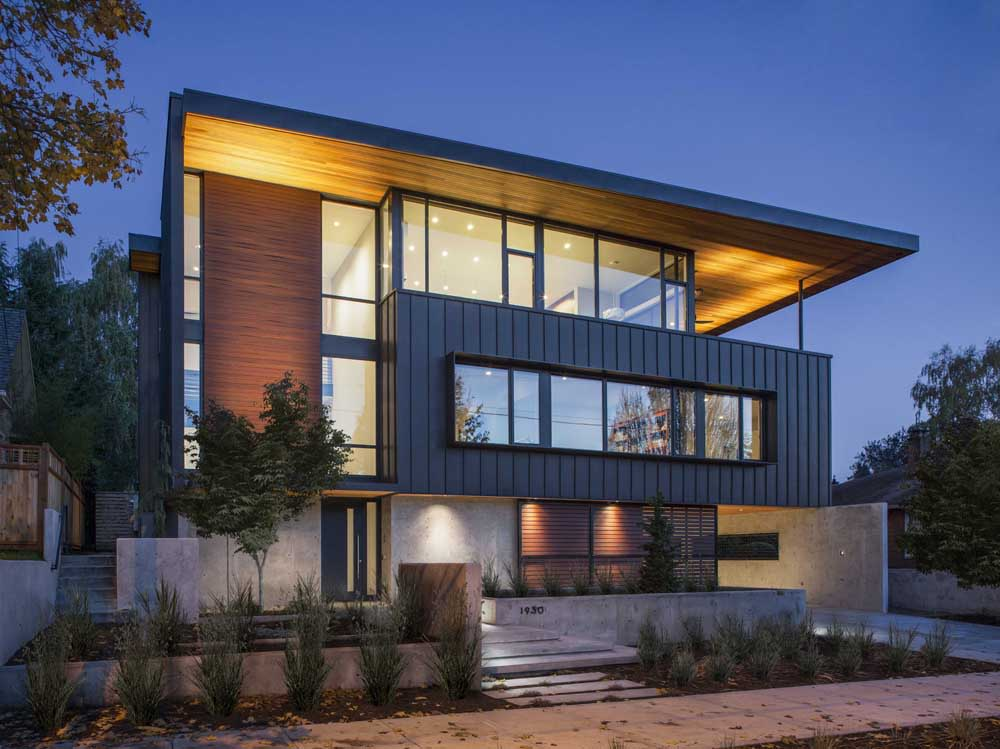 northwest contemporary house