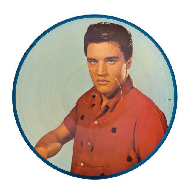 Elvis Presley performed in Sarasota in 1956