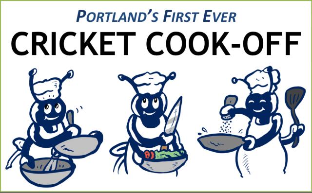 Cricket cook off h007yg