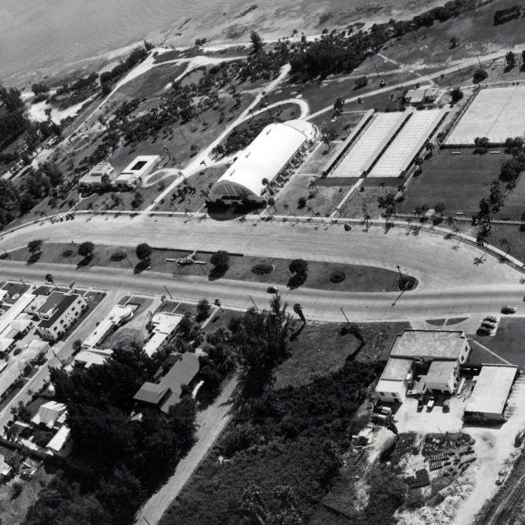 Aerial municipal auditorium 2 pifhq7