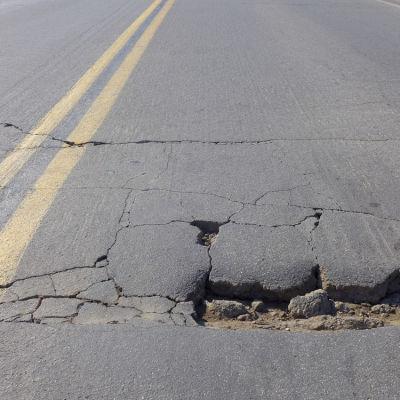 Pothole fpuxuj