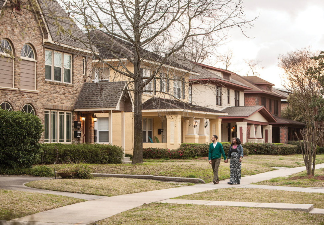 Astonishing Where To Live Now 2015S Top 25 Neighborhoods Houstonia Largest Home Design Picture Inspirations Pitcheantrous