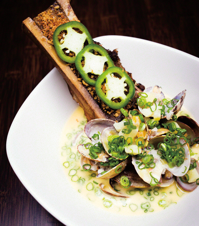 Restaurant Review Ox Portland Monthly