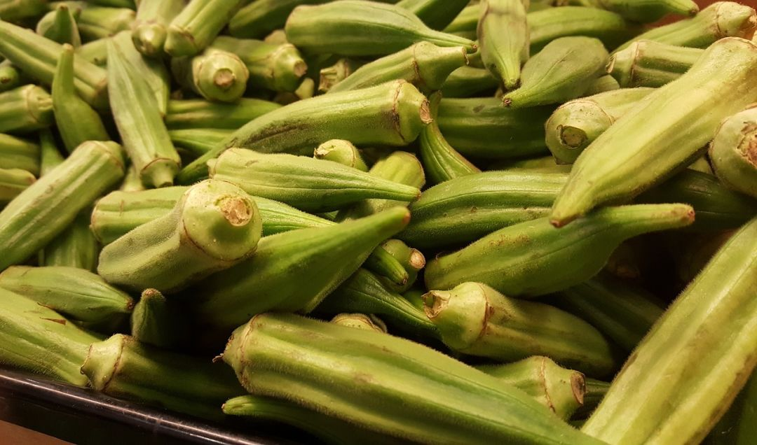 Okra photo 1 from pixabay czhvwe