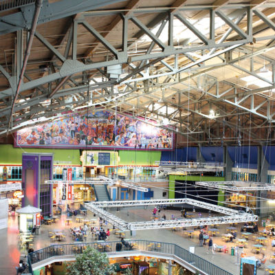Seattle center interior zjbsic