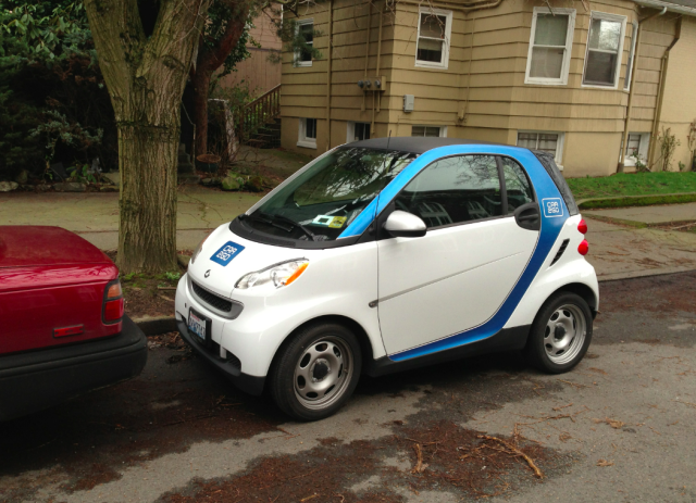 More Details On Seattle Proposal To Expand Car Sharing Seattle
