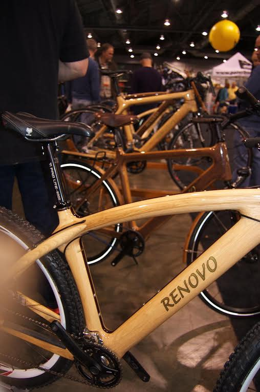 Will Your Next Road Bike Be Made Of Wood Portland Monthly