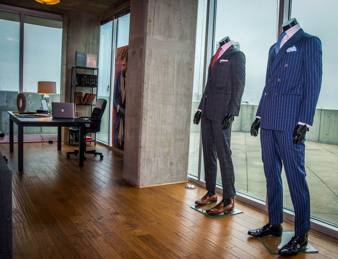 Knot Standard Brings Custom Suits For All   Houstonia
