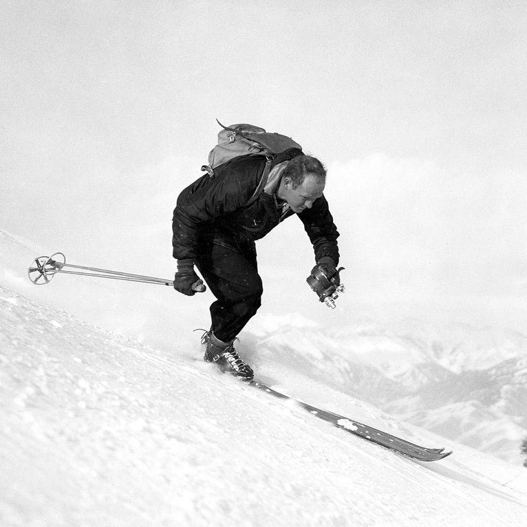 Warren miller skiing j6poyp