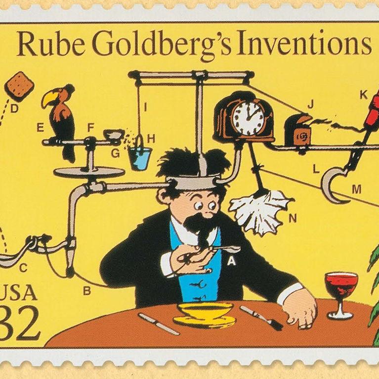 Rube goldberg oi3oez