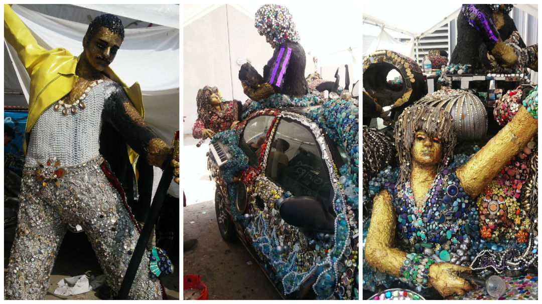 Queen art car pjeudj