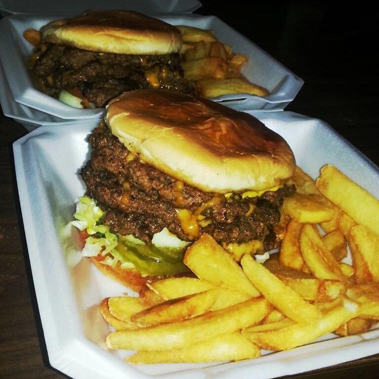 Blake s triple burger ktqsyx