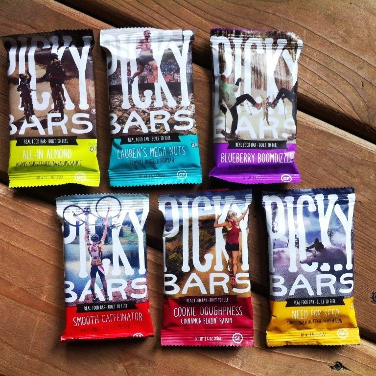 Picky bars new wrappers cwl2sg