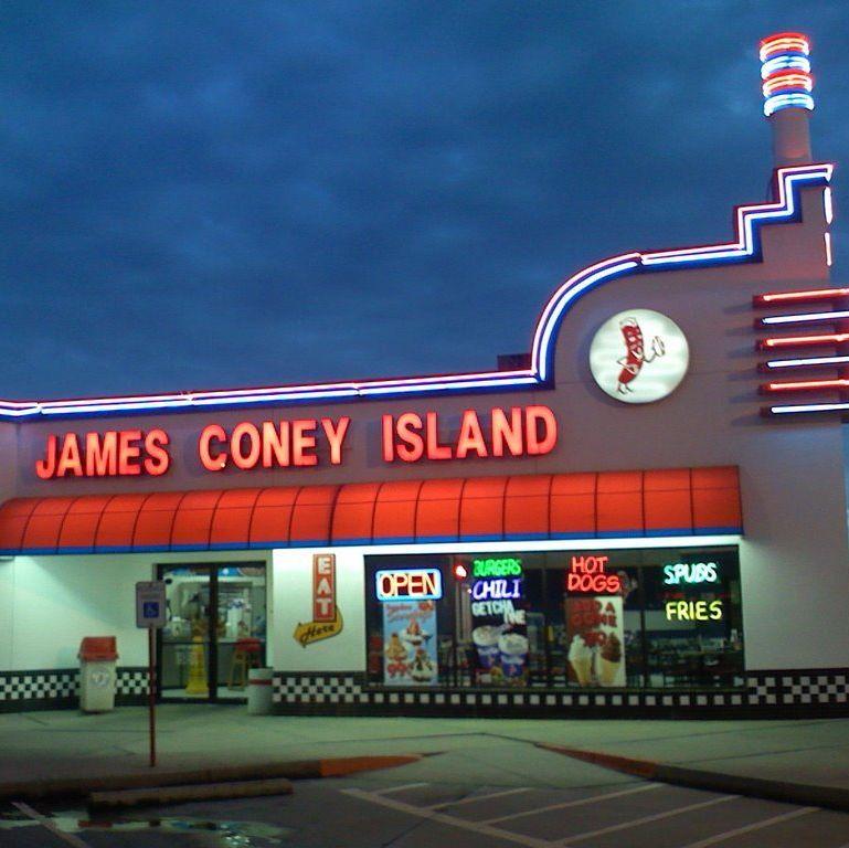 James Coney Island Deals