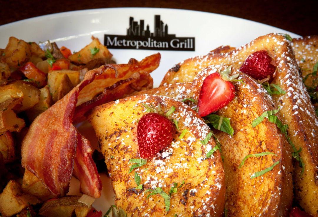 Met grill french brioche toast gbpoid