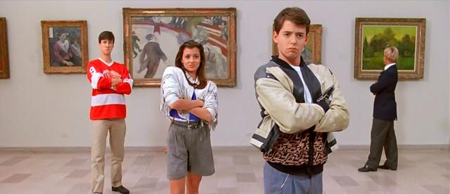 Ferris bueller genhbq