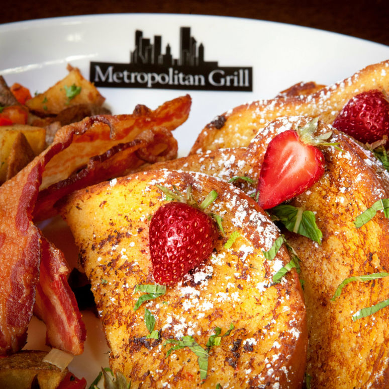 Met grill french brioche toast cey1ak