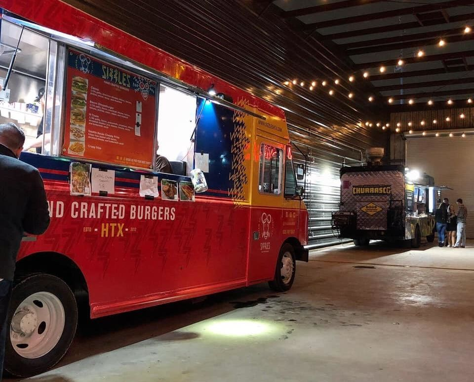 Food Trucks Are Back at Truck Yard | Houstonia on garden christmas, garden art, flower garden in old truck, garden organic, garden market, garden vegetables, garden mediterranean, garden snake, garden grill,