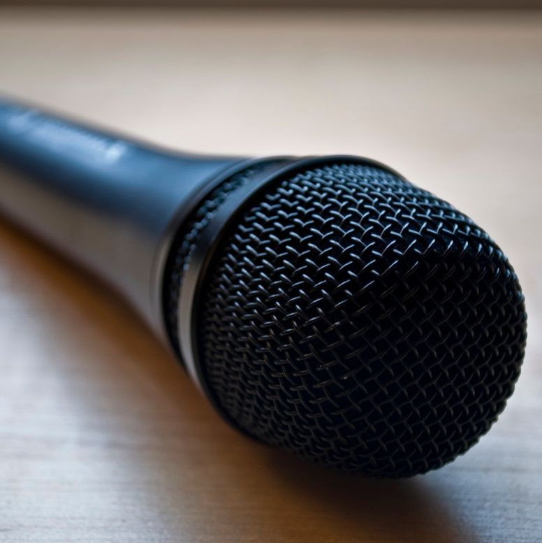 Microphone czkgjy