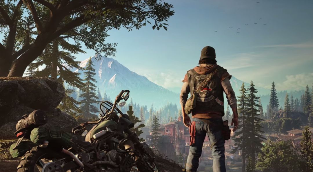 Days gone screenshot ps4 bend studio sony 2 nrpn46