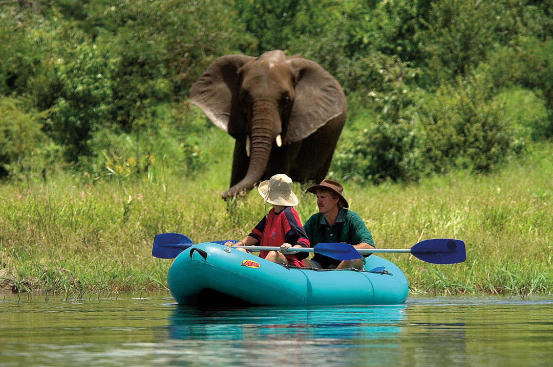 Raft Africa's Middle Zambezi While You Still Can | Aspen Sojourner