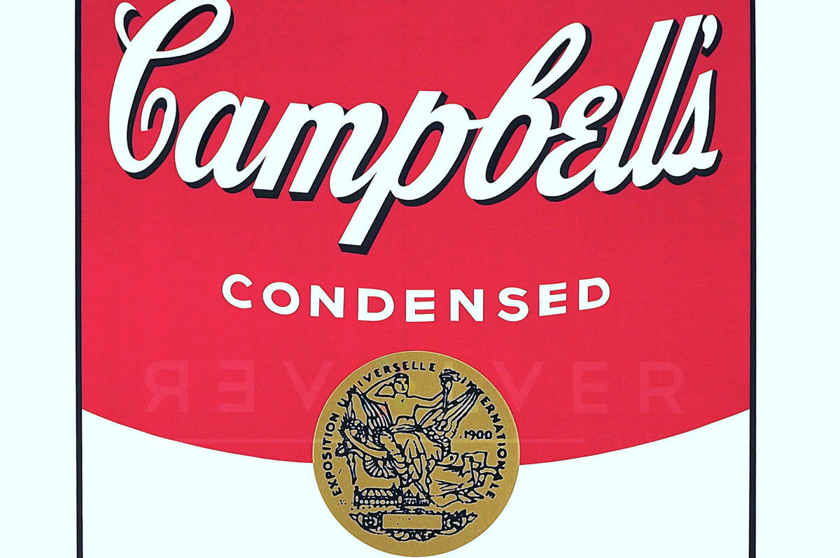 Andy warhol campbells soup i pepper pot ysqce5