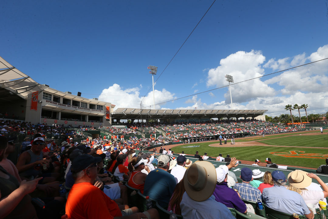 Best Restaurants In Baltimore 2020 Baltimore Orioles Announce 2020 Spring Training Season | Sarasota