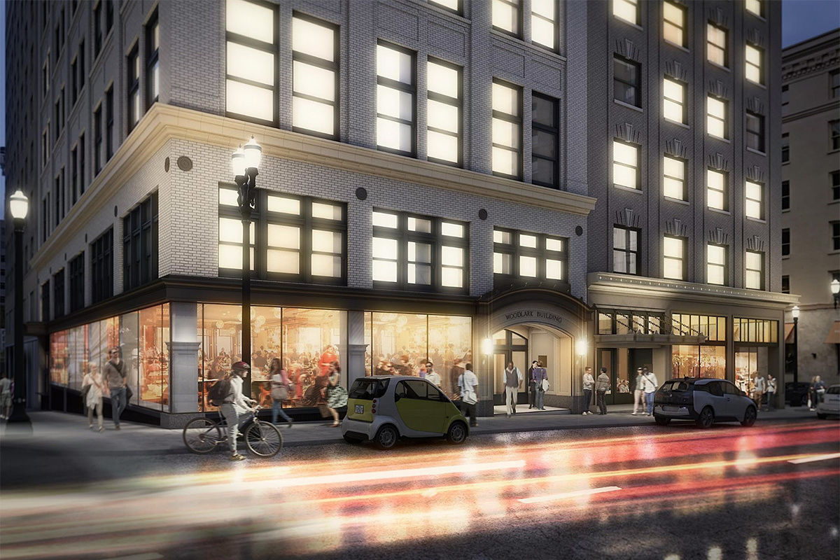 Woodlark Hotel Opens Dec 15 Just In Time For Kolaches And