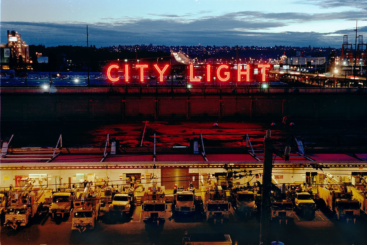Seattle city light city seattle a2vvfz