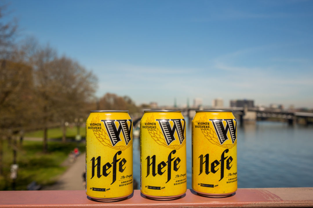 This Sunday Widmer S Hefeweizen Turns 30 Years Old Portland Monthly
