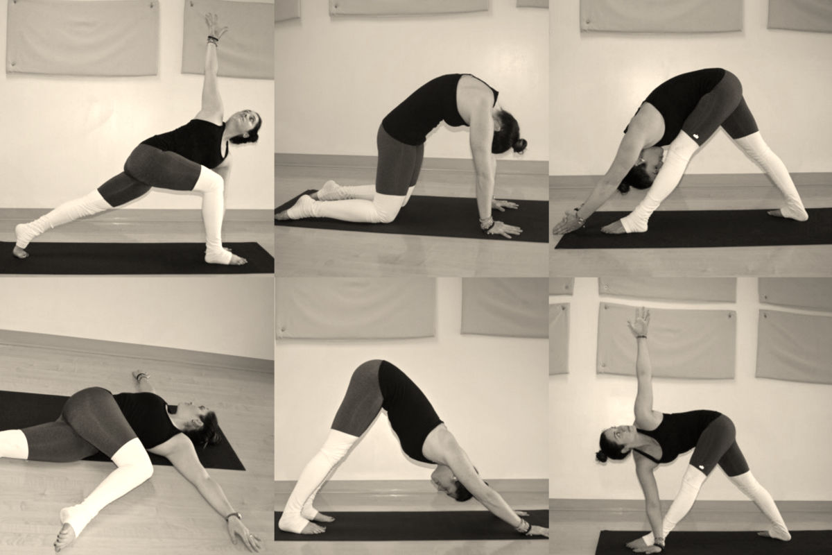 Powerful Yoga Poses (50 Images) - My Yoga Journal