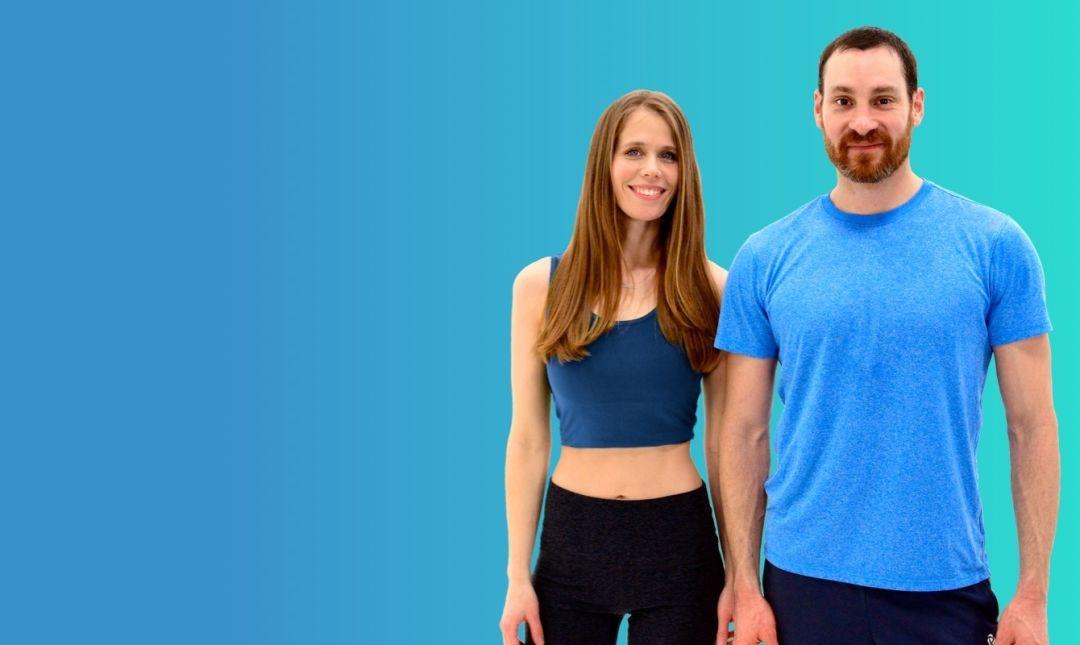 Kelli and Daniel Segars of Fitness Blender