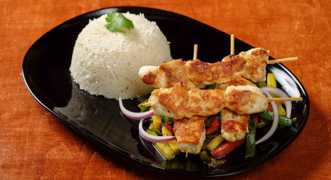 Kabobs chicken indian restaurant c1onxl
