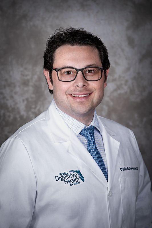 Dr. David Schwimmer