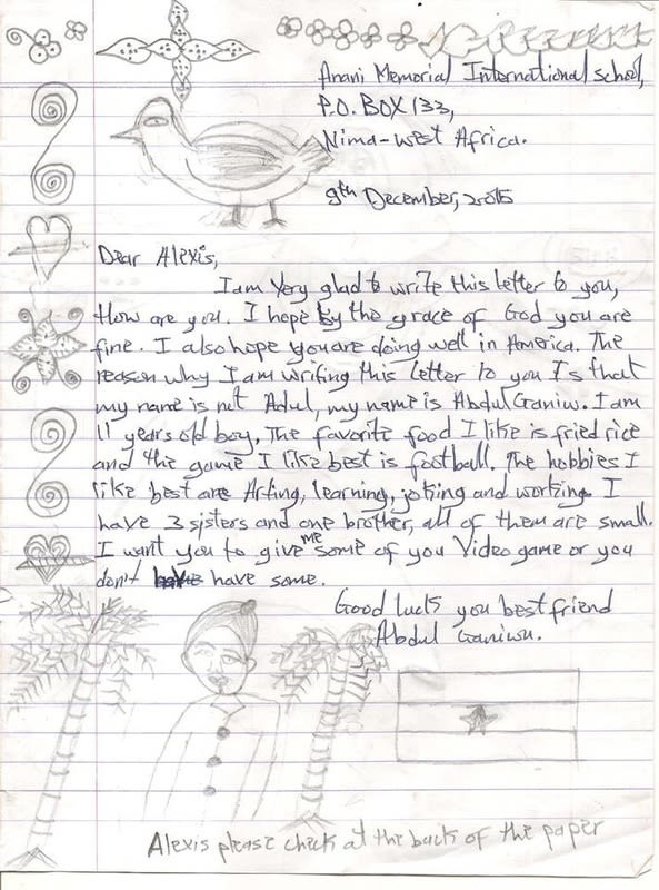 Yo ghana letter 1 pzssxt