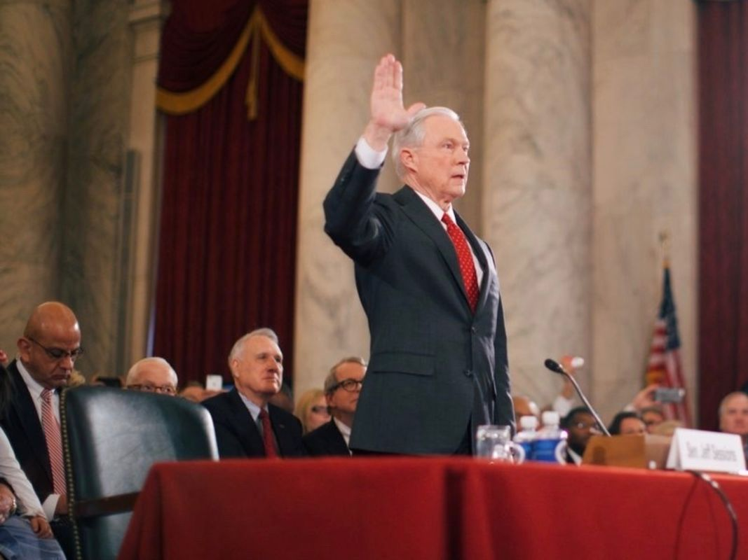 Jeff sessions hearing swearing in ipfn9y