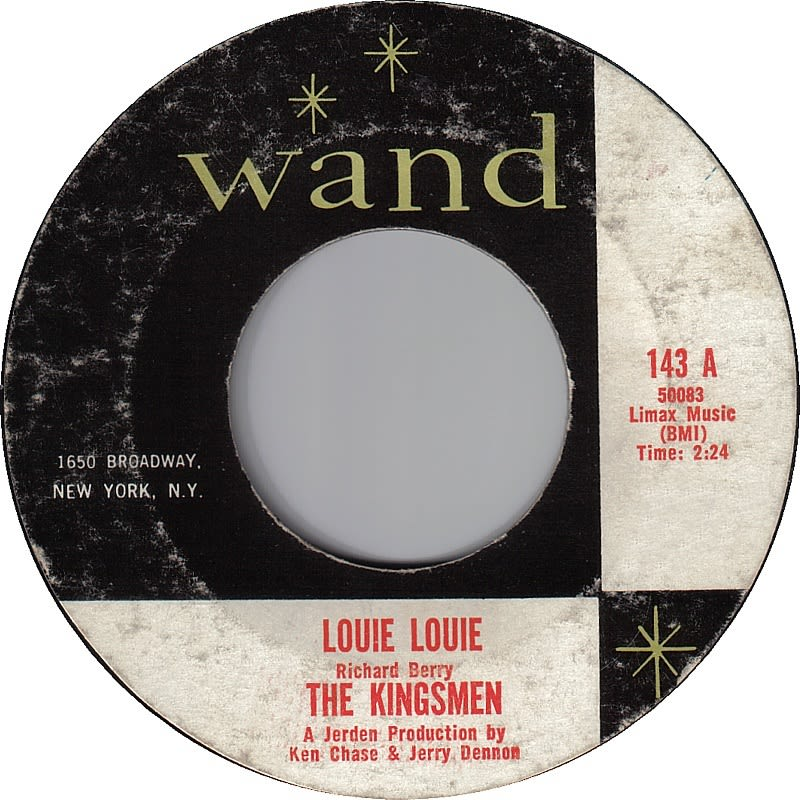 The kingsmen louie louie 1963 6 ry8rdo