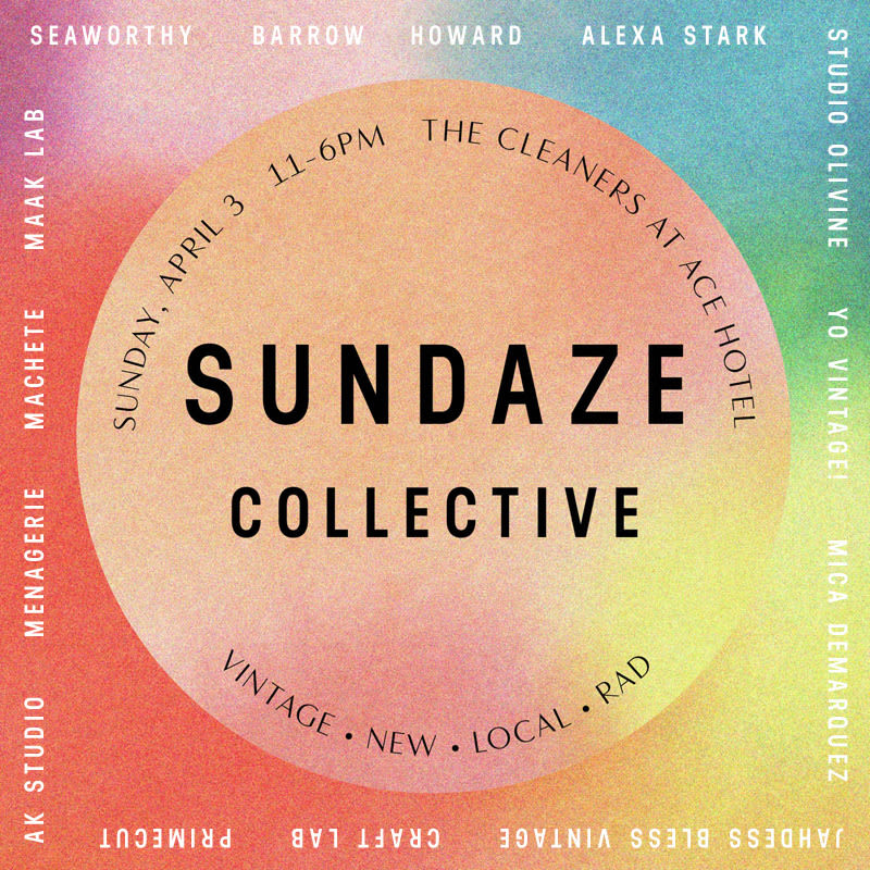 Sundaze collective jpxnqc