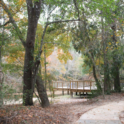 Lake houston wilderness park of2nis