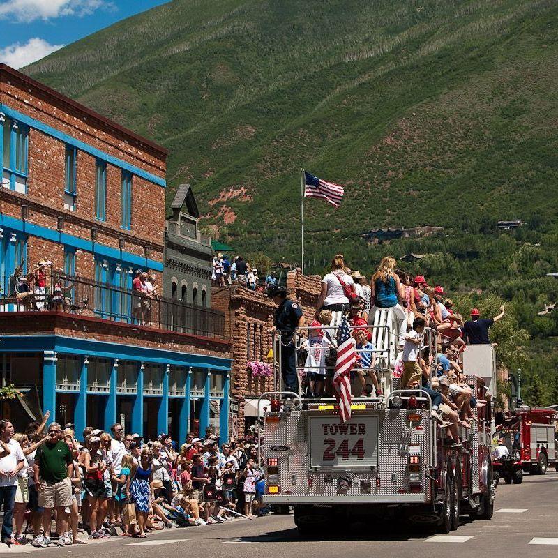 Fourth of july parade 2 vgabmf