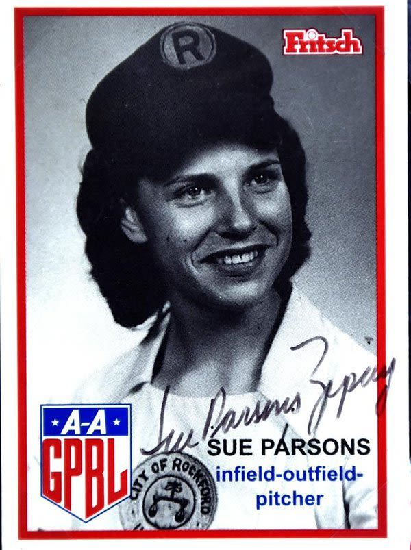 Sue parsons zipay   founder of women s sports museum vucprr